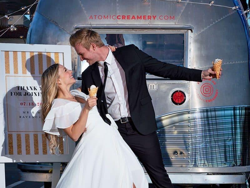 Wedding Ice Cream Catering
