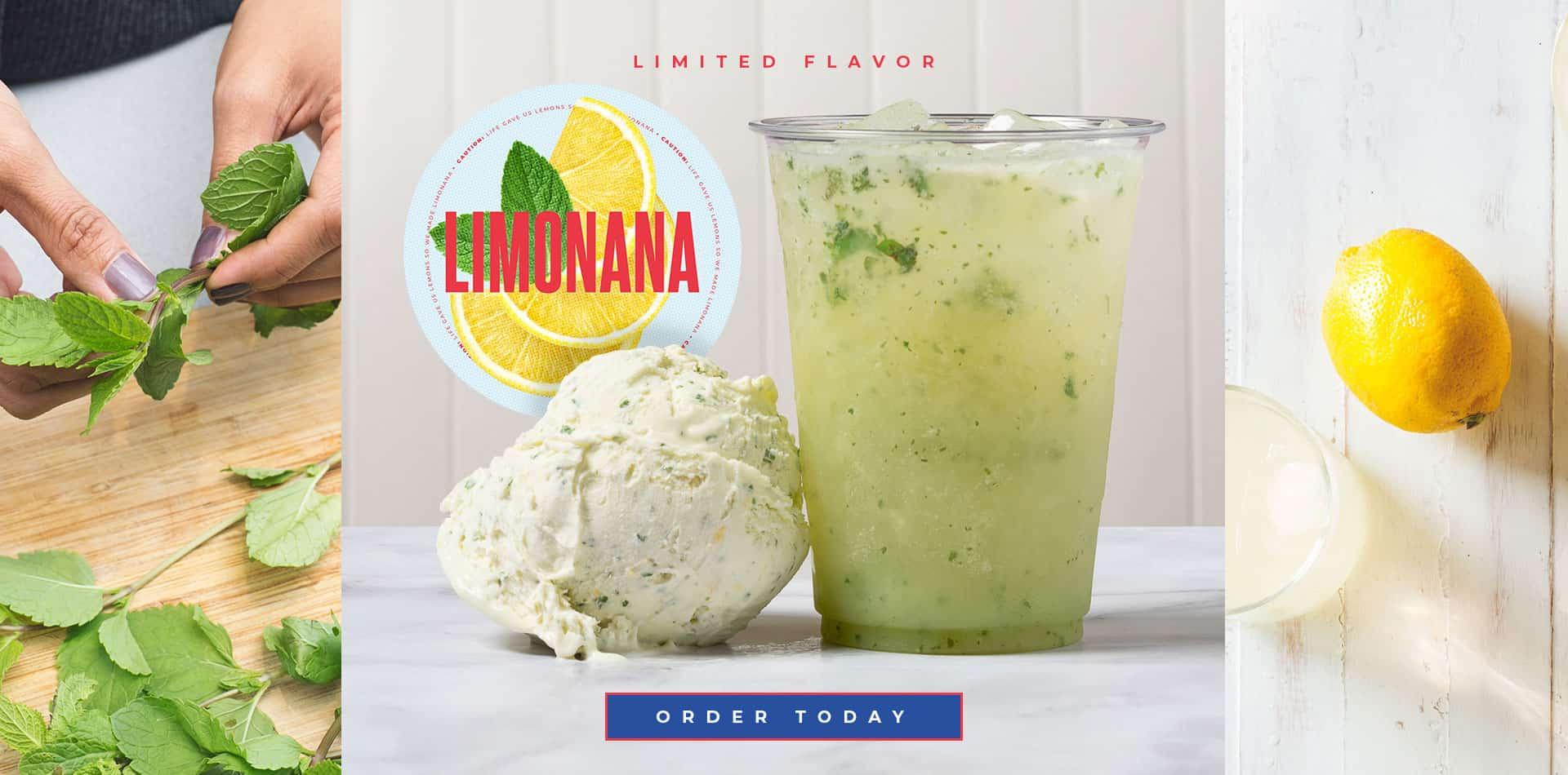 Limonana Ice Cream