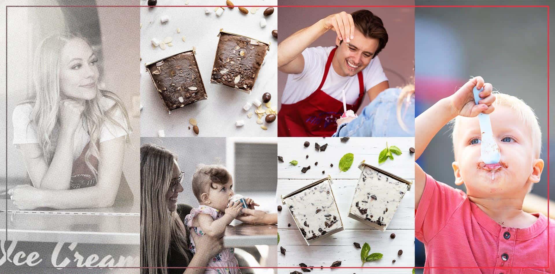 Great Ice Cream Photos